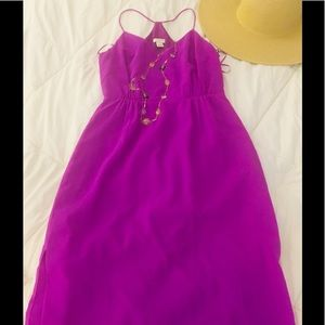 J.Crew Maxi Dress - Size 2P